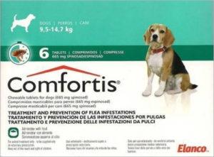 pastillas desparasitar perros en farmacias