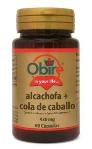 pastillas de alcachofa de nutrisa
