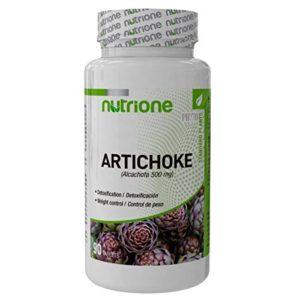 pastillas de alcachofa y boldo