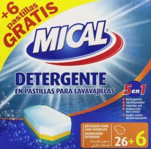 pastillas lavavajillas ecologicas
