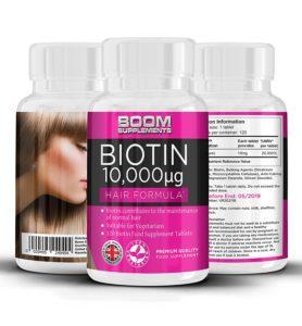 biotina pastillas farmacia