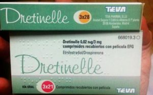 pastillas anticonceptivas