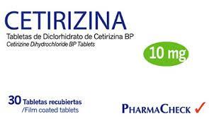 pastilla para la alergia del cuerpo
