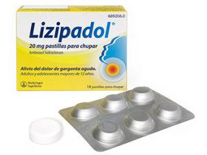pastillas para la tos y garganta