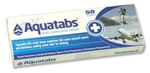 pastillas potabilizadoras de agua donde comprar
