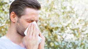 pastilla para la alergia allegra