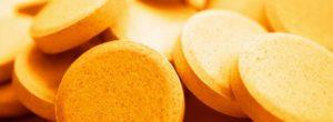 Vitamina C pastillas